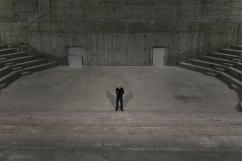 Kostis Sfyrikidis at the Athens Auditorium Amphitheater - Photo by Vicky Markolefa / MInd the Bump